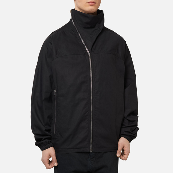 Мужская куртка Rick Owens DRKSHDW Tecuatl Mountain Windbreaker Black/Pearl
