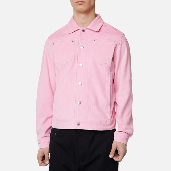 Мужская куртка RIPNDIP Catch Em All Corduroy Pink