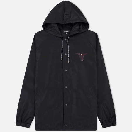 Мужская куртка RIPNDIP Hell Pit Hooded Coach Black