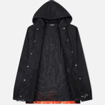 Мужская куртка RIPNDIP Hell Pit Hooded Coach Black фото- 3