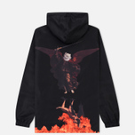 Мужская куртка RIPNDIP Hell Pit Hooded Coach Black фото- 7