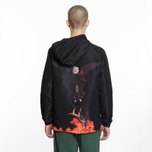 Мужская куртка RIPNDIP Hell Pit Hooded Coach Black фото- 9