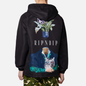 Мужская куртка RIPNDIP Lights Out Hooded Coaches Black фото - 4