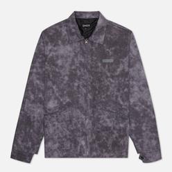 Мужская куртка RIPNDIP Masterpiece Coach Grey Mineral Wash