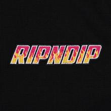 Мужская куртка RIPNDIP Racing Team Cotton Twill Coach Black фото- 4