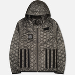 Plurimus Inner Men's Quilted Jacket Grey photo- 0