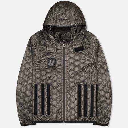 Мужская куртка стеганая Plurimus Inner Grey
