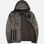 Plurimus Inner Men's Quilted Jacket Grey photo- 1