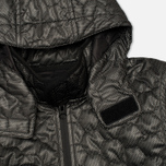 Plurimus Inner Men's Quilted Jacket Grey photo- 3
