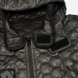 Plurimus Inner Men's Quilted Jacket Grey photo- 4