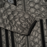 Plurimus Inner Men's Quilted Jacket Grey photo- 5