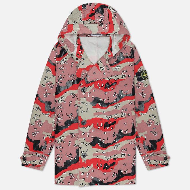 Мужская куртка Stone Island 3C+PU Desert Camo Plaster
