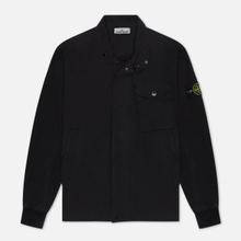 Мужская куртка Stone Island Cotton Cordura Black фото- 0
