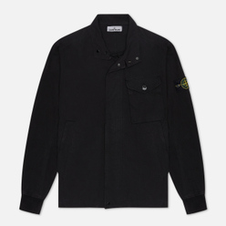 Мужская куртка Stone Island Cotton Cordura Black