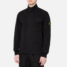 Мужская куртка Stone Island Cotton Cordura Black фото- 3