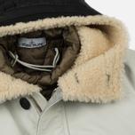 Мужская куртка Stone Island David-TC Detachable Lining Ice White фото- 1
