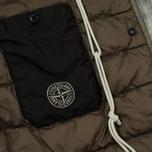 Мужская куртка Stone Island David-TC Detachable Lining Ice White фото- 3