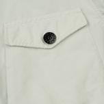 Мужская куртка Stone Island David-TC Detachable Lining Ice White фото- 5