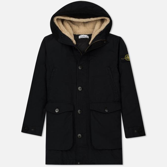 Мужская куртка Stone Island David TC Primaloft Field Black