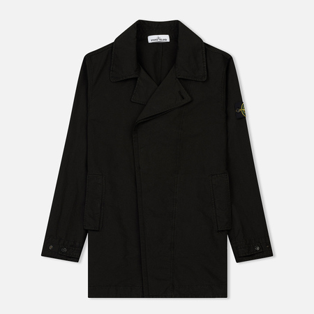 Мужская куртка Stone Island David-TC Primaloft Insulation Technology Black