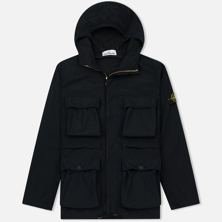 Мужская куртка Stone Island David Tela Light-TC Navy