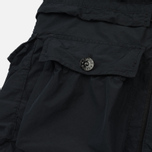 Мужская куртка Stone Island David Tela Light-TC Navy фото- 4