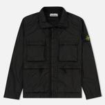 Мужская куртка Stone Island Field Membrana 3L TC Black фото- 0
