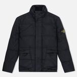 Мужская куртка Stone Island Garment Dyed Crinkle Reps NY Down Black фото- 0