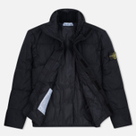 Мужская куртка Stone Island Garment Dyed Crinkle Reps NY Down Black фото- 1