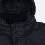 Мужская куртка Stone Island Garment Dyed Crinkle Reps NY Down Black фото- 3