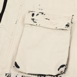 Мужская куртка Stone Island Hand Corrosion On Raso Black фото- 5