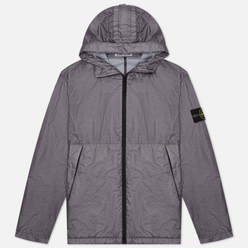 Мужская куртка Stone Island Membrana 3L TC Blue Grey
