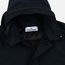 Мужская куртка Stone Island Micro Reps Parka Primaloft Insulation Technology Navy фото- 1