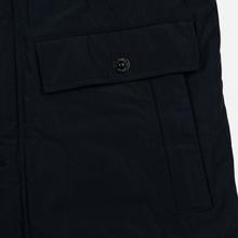 Мужская куртка Stone Island Micro Reps Parka Primaloft Insulation Technology Navy фото- 6