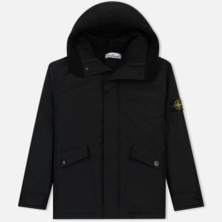 Мужская куртка Stone Island Micro Reps Primaloft Insulation Technology Black