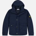 Мужская куртка Stone Island Micro Reps Primaloft Insulation Technology Navy фото- 0