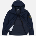 Мужская куртка Stone Island Micro Reps Primaloft Insulation Technology Navy фото- 2