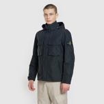 Мужская куртка Stone Island Micro Reps Zip Pocket Black фото- 2