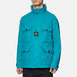 Мужская куртка Stone Island Multipocket Cotton-Nylon Turchese фото - 4