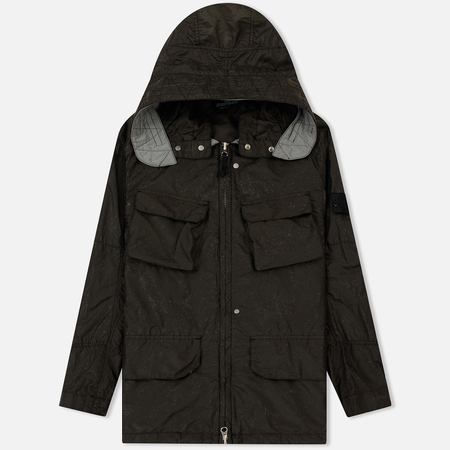 Мужская куртка Stone Island Shadow Project Field Hollowcore PL Dark Olive