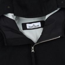 Мужская куртка Stone Island Tank Shield Wool Sytetch Multi Layer Fusion Technology Black фото- 3