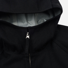 Мужская куртка Stone Island Tank Shield Wool Sytetch Multi Layer Fusion Technology Black фото- 1