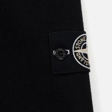 Мужская куртка Stone Island Tank Shield Wool Sytetch Multi Layer Fusion Technology Black фото- 4