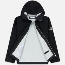 Мужская куртка Stone Island Tank Shield Wool Sytetch Multi Layer Fusion Technology Black фото- 2