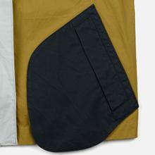 Мужская куртка Stone Island Tela Placcata Bicolore Mustard фото- 6