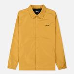 Мужская куртка Stussy Cruize Coach Gold фото- 0