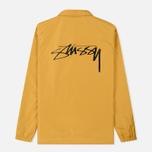 Мужская куртка Stussy Cruize Coach Gold фото- 6
