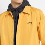 Мужская куртка Stussy Cruize Coach Gold фото- 10