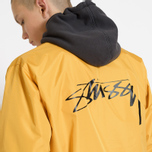 Мужская куртка Stussy Cruize Coach Gold фото- 11