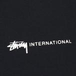 Мужская куртка Stussy International Coach Black фото- 3
